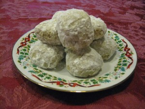 Pecan Snowballs 2