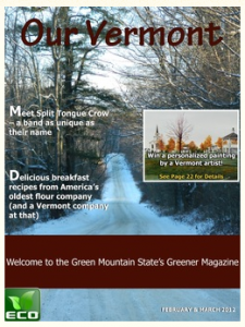 A Greener Green Mountain Magazine 1