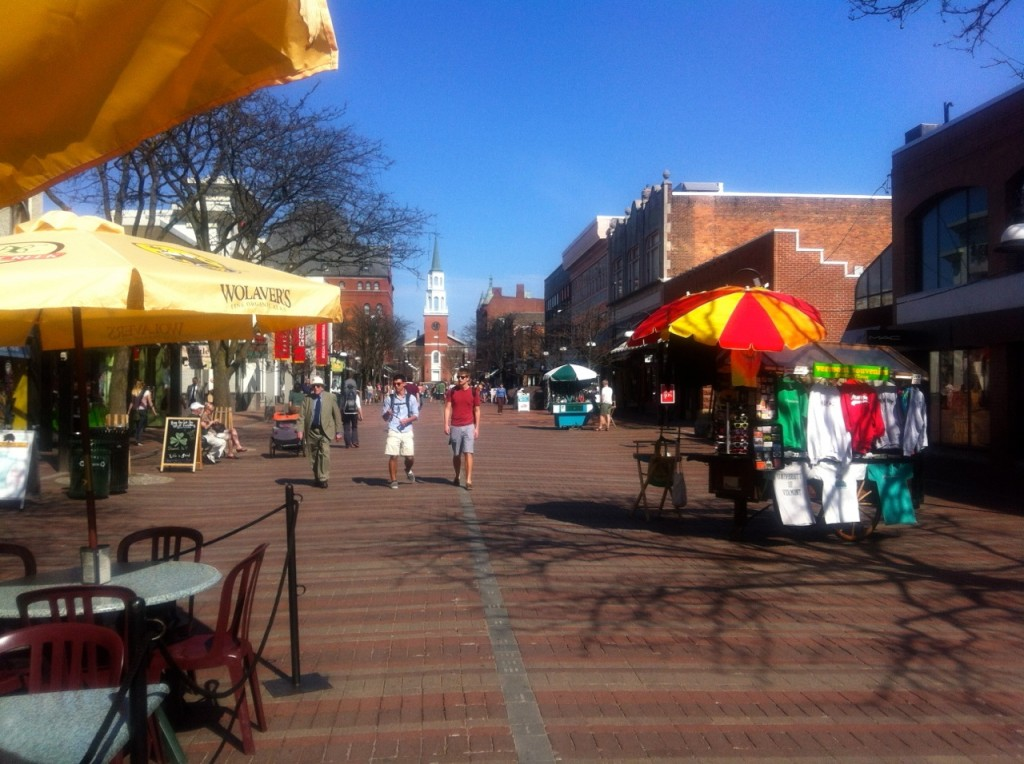Church Street Burlington 2
