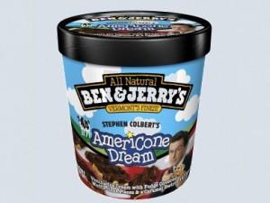 Ben and Jerries Ice Cream