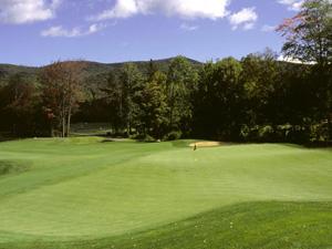 Green Mountain National Golf Course in Killington, VT