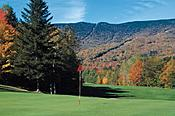 Golfing at Sugarbush