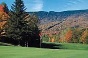 Golfing at Sugarbush