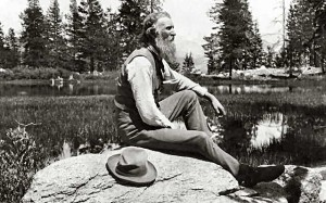 Father of the National Parks John Muir