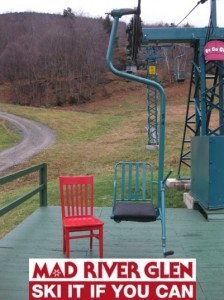 The famed Single Chair at Mad River Glen has a date with the Red Chair