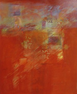 Lisa Forster Beach at The Bridges Gallery
