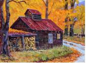 Charles N. Pruitt Painting