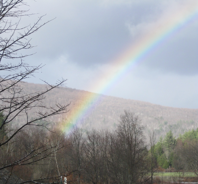 Mad River Valley Rainbow