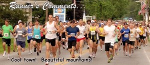 Mad Marathon start 2011