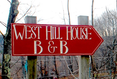 West Hill House B&B video channel