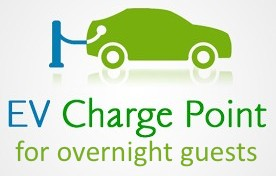 ev-charge-point for guests