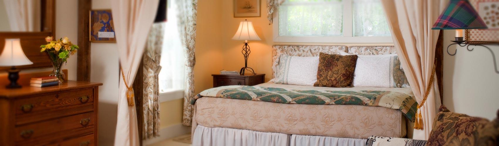 Allen Suite at West Hill House B&B
