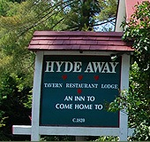 Hyde Away Restaurant