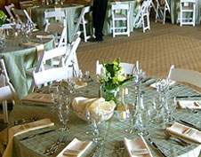Table-setting for Wedding