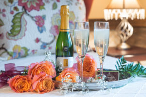 Romance Pakkage at West Hill House B&B