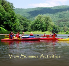 Summer Activities Near West Hill House Bed and Breakfast