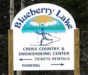 Blueberry Lake Cross Country Center