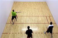 SHaRC raquetball
