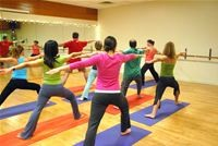 SHaRC yoga