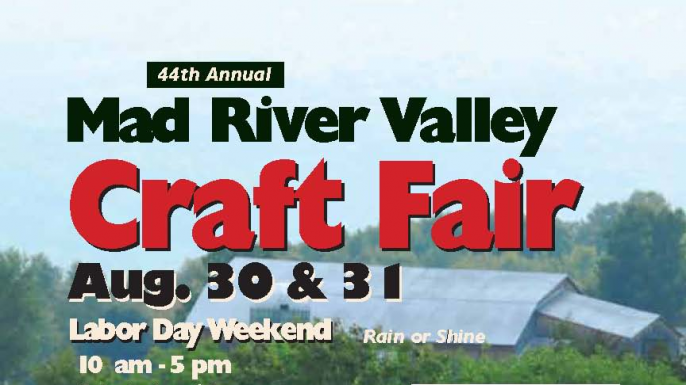 Mad River Valley Craft Fair 2014