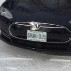 The Special Ontario Green Vehicle Tags