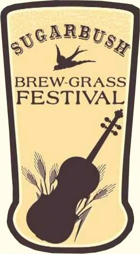 2015 Brew-Grass Festival Logo