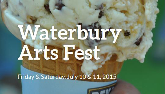 Waterbury Arts Fest 2015