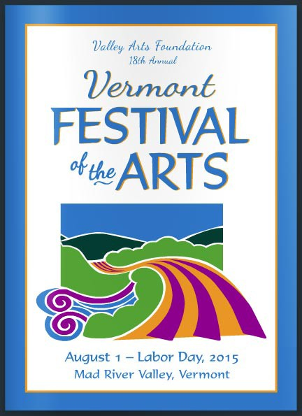 Attend the 2015 Vermont Festival of the Arts!