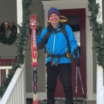 Bob - a Catamount Trail end-to-end skier