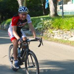 Brian heads off to Green Mountain Stage Race