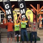 GMSR Time Trial podiumers from the B&B