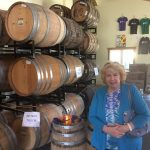 Guest Cheryl at Hill Farmstead Brewery