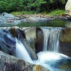Warren Falls, photo by Dean Goss