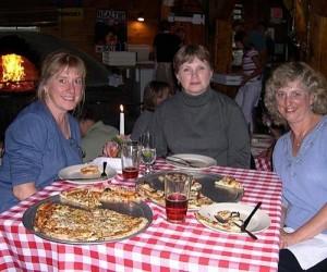 Dinner at American Flatbread
