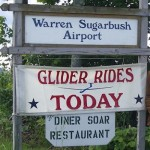 Glider Rides at Warren-Sugarbush Airport