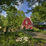 The Handsome Red Barn - for events