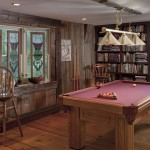 The Library & Pool Table