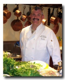Chef John at The Store in Waitsfield
