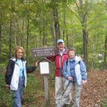 Hike on Hedgehog Brook Trail