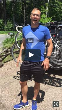 Cycling testimonial