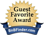 BnBFinder Guest Favorite