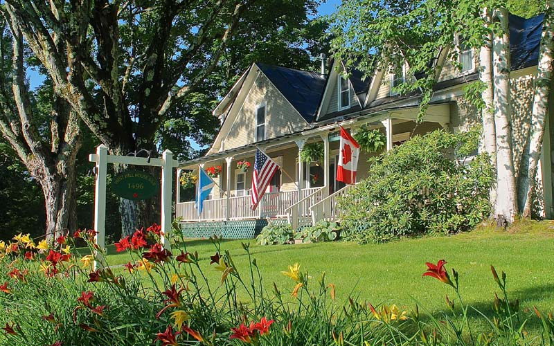Enjoy a getaway at our Beautiful Vermont Bed and Breakfast This Spring