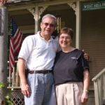 Vermont Innkeepers Peter & Susan MacLaren, owners of West Hill House B&B