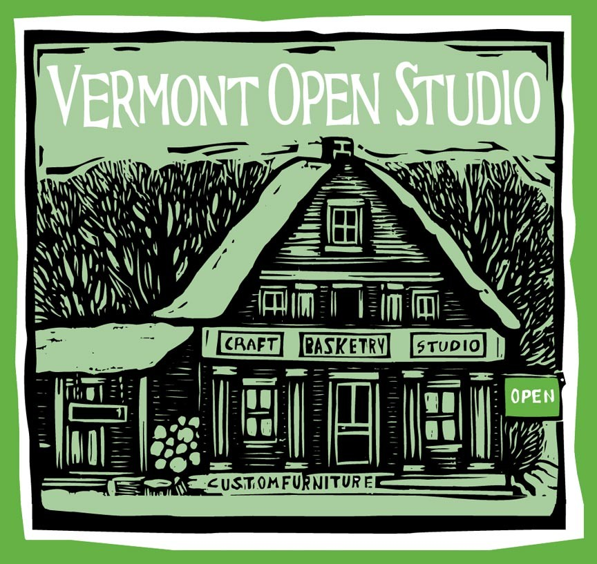 2017 Spring Vermont Open Studio Weekend!