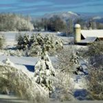 Winter at WestHill House