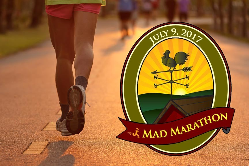On Your Marks and Get Set For the 2017 Mad Marathon!