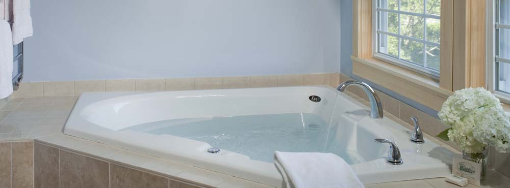 Logan Suite Double Air Tub