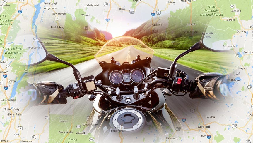 The Most Scenic Vermont Motorcycle Tour: Experience Route 100