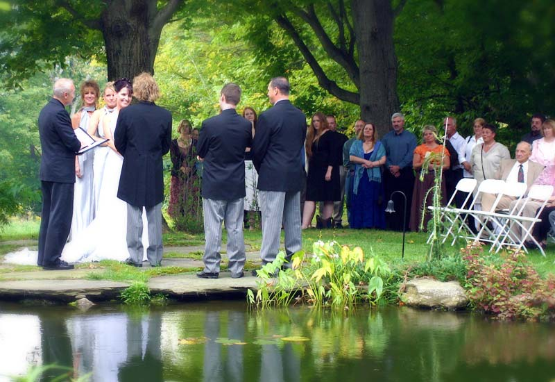 Get married by the pond at our magical Vermont Wedding Venues in 2021