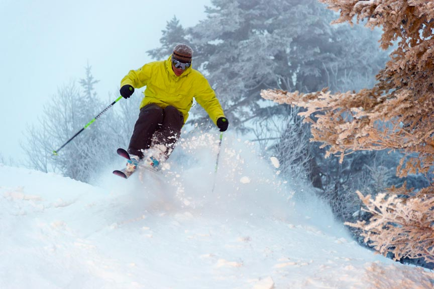 Come Ski Mad River Valley Vermont